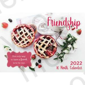 2021 Calendars Friendship Friend Gift Christmas Gift Australia Holiday Date VIC