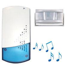 B2 sans fil capteur pir de & plug-in porte sonnette sans fil shop visiteur alerte carillon