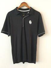 Oklamhoma Sooners Black Polo size XL Greg Norman Men's Clothing