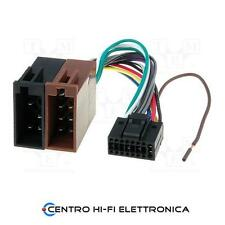 Connettore ISO Maschio - Autoradio Kenwood 16 Pin