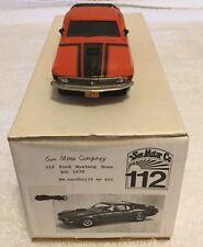 1970 Ford Mustang Boss 302 Model Car
