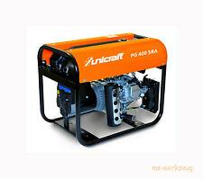 UNICRAFT PG 400 SRA synchron - Stromerzeuger Stromgenerator