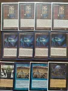 MTG Tempest Including Scroll Rack , Cursed Scroll , Ancient Tomb and More