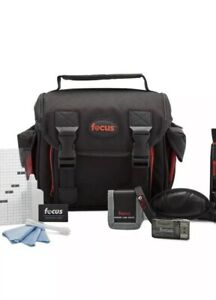 Focus DSLR Accessory Kit New Sealed Bag New Condition / Free Shipping