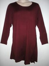 NEW with TAGS! EILEEN FISHER Merino Jersey Dress Size XL - MSRP $278