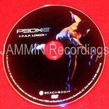 P90X2 - P.A.P. LOWER - DVD 10 - BRAND NEW - P90X DVD