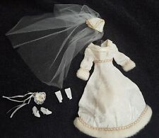 Vintage Barbie Bridal Brocade #3417 (1971 - 1972) Mint & Complete