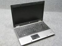 "HP ProBook 6440b 14"" Laptop w/ Intel Core i5 2.27GHz 4GB RAM 160GB HDD"