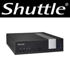 Shuttle DX30 PC Intel J3355 2,5Ghz 4GB 60GB WLAN USB3 HDMI VESA Windows 10 Lautl