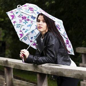 X-Brella Vintage Compact Umbrella (Various Designs) - Handbag Size, Xmas Gift