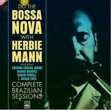 Herbie Mann: Do The Bossa Nova With Herbie Mann - Complete Brazilian Sessions