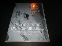 """DVD NEUF """"TRILOGIE POUR UN HOMME SEUL"""" documentaires de Nicolas PHILIBERT"""