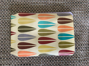 NEW Shabby Chic Vintage Leaf Bus Train Pass Travel Wallet Oyster Card Holder