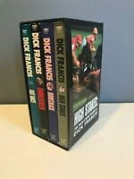 Boxed Set HIGH STAKES: FOUR NOVELS OF RACING ADVENTURE 4 PB Lot by Dick Francis