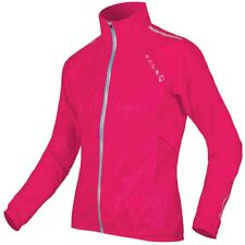 Endura Pakajak II Windproof Cycling Jacket - Pink - Ladies Lrg/14 - RRP £45.99