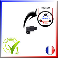 Embout chargeur ordinateur universel M10 DELL 3 broches
