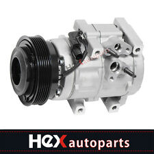A/C Compressor For Sedona Sorento Entourage CO 10975C  977013E930