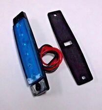 BBT Large 12 volt Waterproof Cool Blue LED Courtesy Light for RVs
