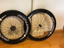Triathlon race Wheels 85/50 Gravity Zero - Race Ready With Cassette