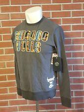 '47 Chicago Bulls NBA Long Sleeve Crewneck Sweatshirt Mens Large New / Tags EUC