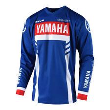 2018 Troy Lee Designs TLD GP Yamaha RS1 Jersey Blue Off Road Moto ATV 3076453