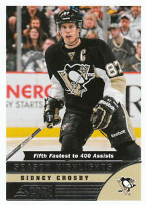 2013/14 Panini The Score Hockey Season Highlights ***U-Pick From List****