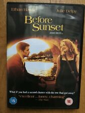 Before Sunset (15) *EXTRAS* Ethan Hawke, Julie Delpy