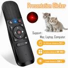 RF 2.4 GHz Presentation Clicker Wireless Presenter USB Powerpoint Clicker Remote