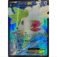 Shaymin EX 106/108 - Holo - Roaring Skies - Englisch NM/Mint