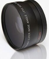 Macro Close up and Wide Angle Lens for Fuji HS20EXR HS22EXR HS10 HS10EXR HS20