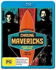 Chasing Mavericks Blu Ray New/Sealed Region B Australian Version