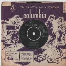 """Dave Clark Five-contento de todo 7"""" solo 1963"""