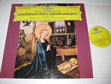 LP/BACH WEIHNACHTS ORATORIUM/RICHTER/DG 61653 NEAR MINT
