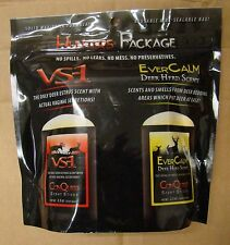 CONQUEST SCENTS HUNTERS PACK EVER CALM DEER HERD IN A STICK AND VS1
