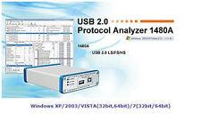ITIC 1480A USB 2.0 Protocol Analyzer