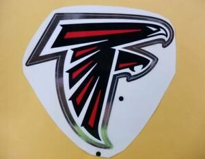 Falcons Football Helmet Decals Free Shipping 2020