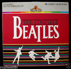 THE BEATLES-The Compleat Beatles Laser Disc-Extended Play-Rare Mispelled Title