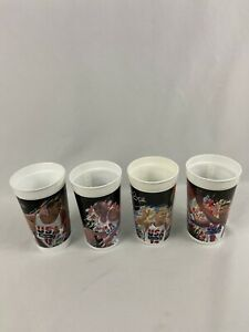 Vintage 1992 Olympic Dream Team NBA Pippen Mullin Malone Barkley Mcdonalds Cups