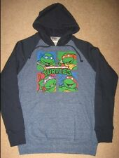 TMNT Teenage Mutant NINJA Turtles movie WOMEN Plus Size 2X HOODIE Sweat SHIRT