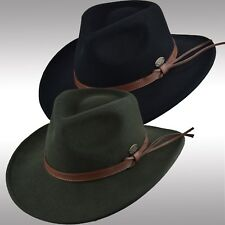 b077f8688 Outback Hat 100% Wool Hats for Men for sale | eBay