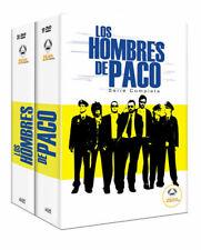 Los Hombres de Paco - Serie Completa, Edición 25 Aniversario (DVD, 2015, Set de 39 Discos)