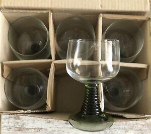 6 Weingläser 0,2 von Zwiesel Glas  aus Auflösung Must´ve !!