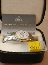 Luxuriöse Ebel-El Primero Herrenuhr, bicolor, Stahl/Gold