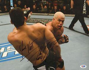 Tito Ortiz Signed UFC 11x14 Photo PSA/DNA COA Picture Autograph 84 25 30 40 51