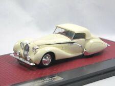 Matrix 1936 Talbot-Lago T150C Cabriolet Figoni & Falaschi closed 1:43