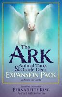 Ark Tarot & Oracle Cards Deck Expansion Pack by Bernadette King 9781948368414