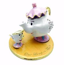 Disney Beauty and The Beast -  A Mother's Love (Mrs Potts and Chip) DI351