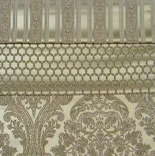 Stoff Meterstoff Möbelstoff Polsterstoff Profiqualität Barock Renaissance khaki