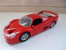 Ferrari F50 - Red - 1/39 - Maisto Shell - China