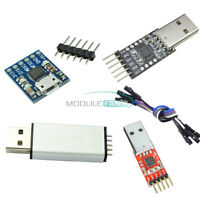 Serial Converter USB2.0 to TTL UART 5/6 PIN Module Replace CP2102 STC FT232 Case